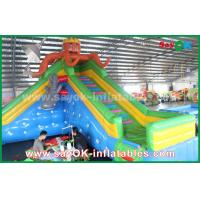 Quality Giant Safety Inflatable Bouncer for Amusement park , inflatable bounce castle for sale
