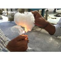 Buy cheap Fire Retardant Fiber 100% Nylon Flame Retardant Fiber Raw White For Tent from wholesalers