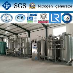 Quality Energy Saving Homemade Liquid PSA Nitrogen Generator ISO9001 2008 for sale