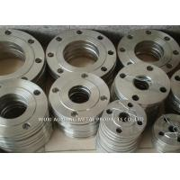 Quality 304L Stainless Steel Pipe Elbows / Stainless Steel Flanged Fittings Customized for sale
