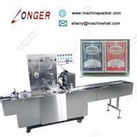 Buy Full Automatic Bopp Film Transparent Cellophane Packing Machine,Box Overwrapping Machine Price For Sale at wholesale prices