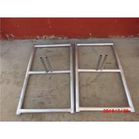 Quality Temporary Fence Stay ,Temporary Fencing Brace Hot Dipped Galvanized for sale