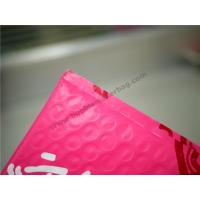 Buy Pink Bubble Wrap Mailing Envelopes , 215x260mm #E Padded Shipping Bags at wholesale prices