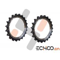 Quality EC345 Metric Roller Chain Sprockets / Stainless Steel Track Rollers High Strength for sale