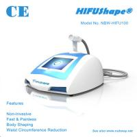 China Promotion!HIFU FAT BLASTER High Intensity Focused Ultrasound Weight Loss Machine on sale