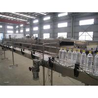 Quality Complete Small PET Bottled Water Production Line With PLC Automatic Control 15000 BPH for sale