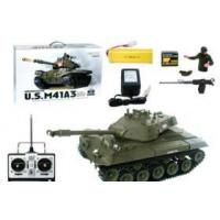 Quality RC tank with smoke---U.S.M41A3 for sale