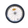 Buy cheap 16 inch pneumatic tires, rustproof rim, hub, spokes and axle Bike Trailer from wholesalers