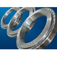 Quality Slewing Ring Bearing External Gear Single With Single Row Bearing For Ship Machinery for sale