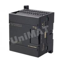 Quality UniMAT EM221 16 Digital Inputs Direct Logic PLC equivalent of Siemens PLC for sale
