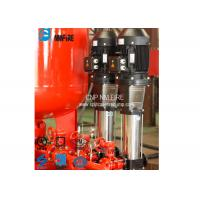 Quality Multi - Stage Booster Fire Jockey Pump 2m³/H For Firefighting , NFPA20 / GB6245 Standard for sale