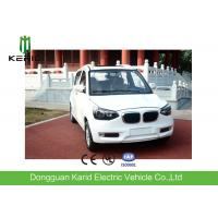 Quality Long Range Four Passengers Small Electric Cars For Adults CE Approval for sale