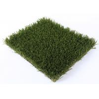 Quality Recreational Landscaping Artificial Grass 42mm Green Fake Grass Water Permeability for sale