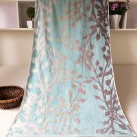 Quality Decorative Jacquard Bath Towel Plain Woven for sale