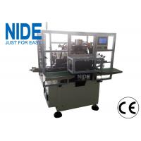 Buy cheap NIDE stator winding machine upgraded model three stations with 2 poles from wholesalers