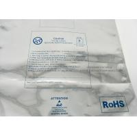Quality Aluminum or Metalized Foil Laminated ESD Anti Static Bags 0.07mm ~ 0.15mm Thickness for sale