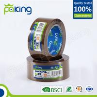 Quality professional manufacturer 2 or 3 inches bopp brown packing tape for carton binding for sale