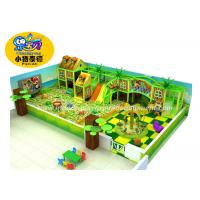 Quality kids game soft play area adventure indoor playground equipment for mall for sale