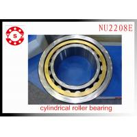 Quality NU2208E Nachi Single Row Bearings For Engineering Machinery ABEC-3 for sale