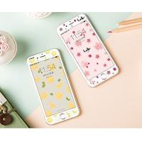 Quality Self Healing Cute Colored Screen Protector Fingerprint 99% Transparency for sale