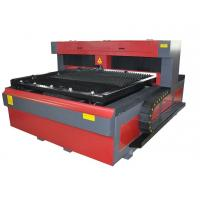 Quality Steel Plate Laser Cutting Machine With Gantry Flying Light Path Design for sale