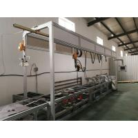 Buy cheap semi automatic processing machine assembly line, Busbar fabrication equipment,semi- auto compact busbar facility, used from wholesalers