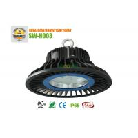 Quality 0 - 10V Dimmable Mean Well 200w UFO LED High Bay 200 Watt Low URG Without Glare for sale