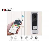 Quality Smart Motion Detection Front Door Security Camera Wireless Door Phone System for sale