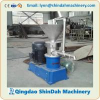 Quality High Performance Stainless Steel Colloid Mill Food Colloid Mill Colloid Grinder Milling Machine for sale