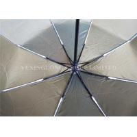 Buy Chameleon Shinning Fabric Windproof Folding Umbrella For Sun Protection at wholesale prices