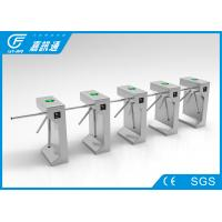 Buy cheap Commercial 316 Stainless Steel Turnstiles Pedestrian Access Control For  Amusement Parks from wholesalers