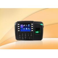 Quality Biometric entry systems , Fingerprint Access Control Terminal With Power To Lock ,  Anti-Pass Back for sale