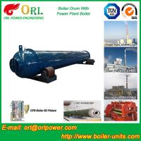 Quality High Strength Thermoplastic Mud Drum In Boiler Anti Corrosion Custom for sale