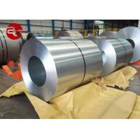 BV Passed Hot Dipped Galvanized Steel Coil / DX51D Zinc Cold Rolled Coil