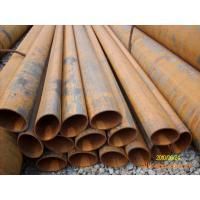 Quality Ellipse, Circle, Square, Rectangle galvanized / coated / black Welded Steel Pipes / Pipe for sale