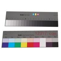Quality Kodak Q-14 Gray Scale Kodak Color Control Patches GRAY SCALE TEST CHART with 20 patches for sale