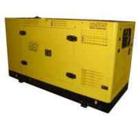Quality Sound Proof Standby Generator, Backup Power Diesel Genset for sale