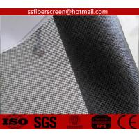 Quality window and door black 18*16 fiberglass insect screen mosquito mesh for sale