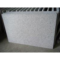 Quality Exterior Granite Stone Slabs Grey Wall Tiles For Entryway Scratch Resistant for sale