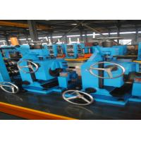 Quality BH Welded ERW Pipe Making Machine For Iron Pipe / Tube 25-76mm Pipe Dia for sale