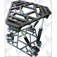Quality 6 DOF Swing Test Table For Provide Position / Sine Wave Analog With 200kg Payload for sale