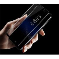 Quality 3D Curved Samsung Tempered Glass Screen Protector Anti Scratch Full Cover for sale