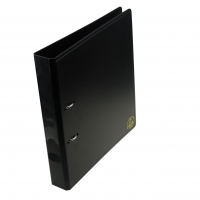 Quality Office A4 A5 Folder ESD PP Plastic Ring Binder for sale