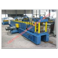 Quality Automatic Galvanised Iron Roller Shutter Profile Door Slat Panel Manufacturing Machine for sale