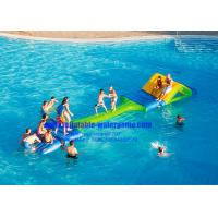 Quality Custom Inflatable Water Sports , Inflatable Water Toys For Lake / Swimming Pool for sale