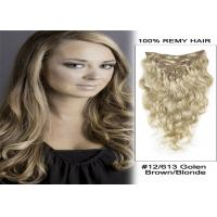 Buy Brazilian Color Hair Remy Human Hair Extensions Body Wave Full Ending at wholesale prices