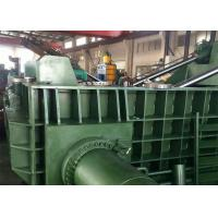 Quality Recycling plant scrap metal steel iron 630t  hydraulic pressing automatic baler for sale
