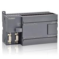 Quality UniMAT 224 CPU Modular PLC with relay equivalent of Siemens 224 CPU for sale