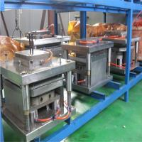 Quality Aluminium Foil Container Mould , Round Tray Moulds For Kitchen / Hotel for sale