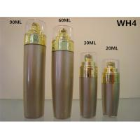 Buy 1oz 2oz 3oz  20ml 30ml 60ml 90ml double layer cosmetic airless bottle at wholesale prices